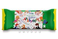 Sator pharma sator-альбумін батончик 50г
