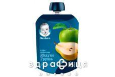 Gerber пюре яблуко/груша 90г