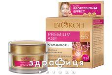 Бiокон pe premium age 65+ крем денний/нічн 50мл 149011