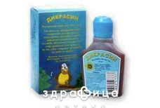 Дикрасин-1 рослинний тонiк для тiла 65мл