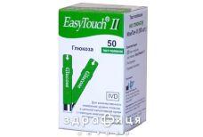 Тест-смужки easy touch №50