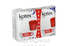 Прокл kotex ultra night №14
