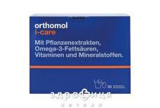 Orthomol i-care д/профіл и лікуван вірус/інфекц захвор пор №30+капс №60