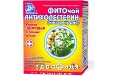 """Фiточай """"ключi здоров'я"""" № 20 пакет 1,5 г """"фiто антихолест./чиста кров"""" №20 вушні краплі"""