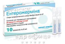 Ентерожермiна сусп д/зовн застос 5мл №10
