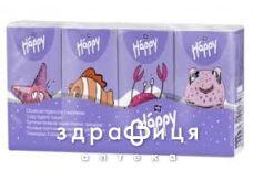 Хустинки носовi  bella happy mini №9