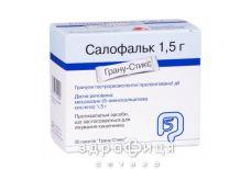 Салофальк гран пролонг 1,5г №35 ліки для кишечника