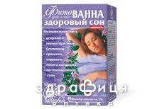 Сумiш суха рослин д/фiтованн ключi здоров'я № 14 ф-пак 30г здоровий сон №3