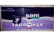 Пiдгузки для дорослих seni standard plus medium №30
