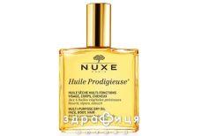 Nuxe (Нюкс) 4572331 чудесное сухое золот масло с вит е д/кожи/волос 50мл