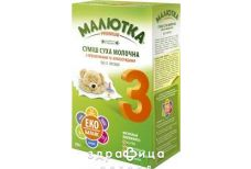 Малятко премiум 3 сумiш молочна з 12 мiс 350г