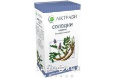 Солодки коренi 1,5г ф/п №20