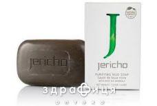 Jericho мыло минерал мертв моря 125г