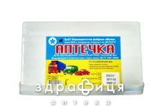 Аптечка для оснащення транспортних засобiв №1  (модификация i)