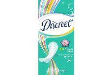 Прокладки гiгiєнiчнi жiночi discreet deo water lily №20