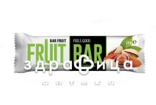 Fruit bar батончик-мюслі з горіхами глазір 25г