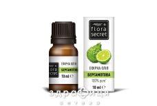 Flora secret олiя ефiрна бергамотова 10мл