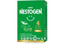 Nestle (Нестле) nestogen 4 смесь молоч с 18 мес 600г