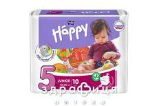 Подгузки bella baby happy junior 12-25кг №10