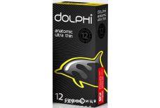 Презервативи dolphi анатом надтонкi №12