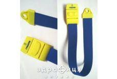 Джут гранум синiй пояс/жовта застiбка №1