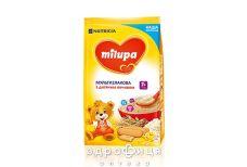 Milupa каша молочна мультизлак з печивом 210г