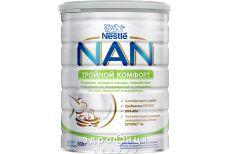 Nestle (Нестле) NAN (НАН) смесь молочная тройной комфорт 800г 8312