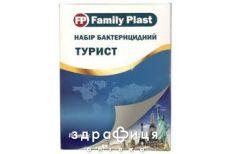 Пластырь family plast набор турист №15
