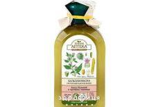 Зелена аптека бальзам-маска п/випад волосся лопух 300мл шампунь для сухого волосся