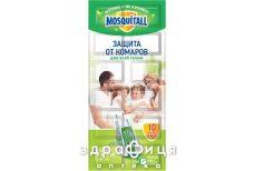 Москитол пластины защита от комаров д/всей семьи №12