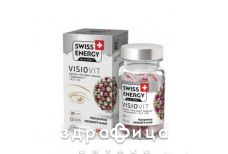 Swiss energy visiovit капс №30