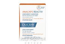 Ducray бад анакапс реактив капс №30