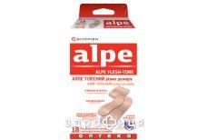 Пластырь Alpe (Алпе) телесн набор №18