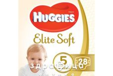 Пiдгузники huggies elite soft р5 (11-22кг) №28