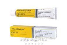 Пiмафуцин крем 2 % туба 30 г