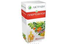 Фиточай гипертофитол 1,5г №20