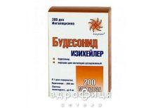 Будесонид изихейлер пор д/инг 200мкг/доза 200доз