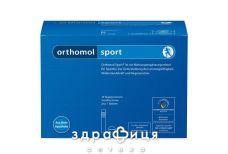 Orthomol (Ортомол) sport вітаміни д/спорт 30дней 20мл №30
