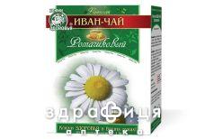 Фиточай ключи здоровья иван-чай ромашковый 1,5г №20