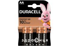Duracell батарейка аа (lr06) mn 1500 №4