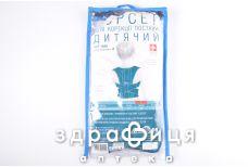 Корсет 1030 д/коррек осанки детский р2 (50-60) серый