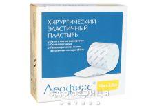 Пластырь мед leofix 2,5смх10м №1