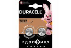 Duracell батарейка типа таблетка dl2032 dsn №2