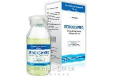 ЛЕВОКСИМЕД Р-Р Д/ИНФ 500МГ/100МЛ 100МЛ  /N/ антибиотики
