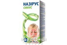 Назирус синус сироп 100мл отхаркивающие средства, сиропы, таблетки