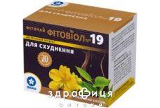 Фиточай фитовиол ананас форте №5 д/похуд 1,5г №20
