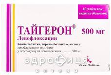 Тайгерон таб в/о 500мг №10 (10х1)