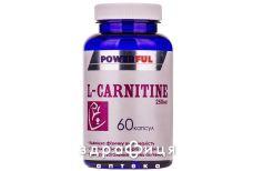 L-карнiтин таб 250мг №60