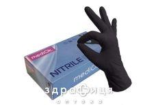 Перчатки Mediok смотрил н/стер нитриловые без пудры L пара
