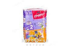 Пiдгузники bella baby happy mini 3-6кг №38